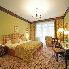 Гранд Отель Поляна 5* Номер Делюкс с двуспальной кроватью фото 2