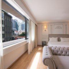 Thee Bangkok Hotel 3* Улучшенный номер с различными типами кроватей фото 5