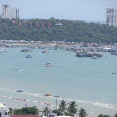 Отель Centric Sea Pattaya Апартаменты с различными типами кроватей фото 11