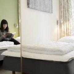 Slottsskogen Hotel 2* Стандартный номер с 2 отдельными кроватями фото 4