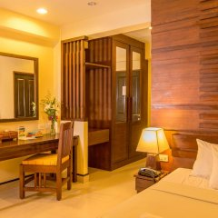 Отель Lanta Pura Beach Resort 3* Улучшенный номер с различными типами кроватей