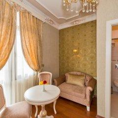 Enderun Hotel Istanbul 4* Стандартный семейный номер с двуспальной кроватью фото 2
