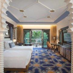 Отель Jumeirah Al Qasr - Madinat Jumeirah 5* Улучшенный номер с двуспальной кроватью