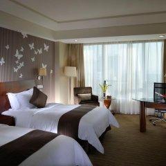 ShenzhenAir International Hotel 5* Улучшенный номер с различными типами кроватей