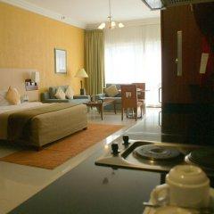 Star Metro Deira Hotel Apartments 4* Номер Делюкс с различными типами кроватей фото 6