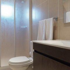 Отель Akisol Vilamoura Emerald II Португалия, Виламура - отзывы, цены и фото номеров - забронировать отель Akisol Vilamoura Emerald II онлайн ванная фото 2