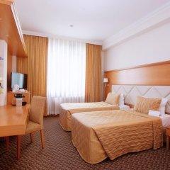 Гостиница Милан 4* Стандартный номер с разными типами кроватей фото 7