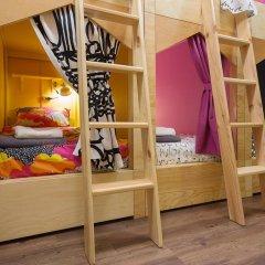 Хостел InDaHouse Кровать в общем номере фото 4