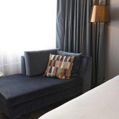 Отель Hilton Helsinki Strand 4* Стандартный номер с различными типами кроватей фото 11