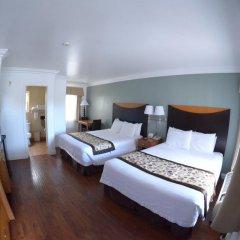 Отель Sunset Motel 2* Стандартный номер с различными типами кроватей фото 9
