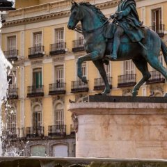 Отель Grand Plaza Mayor Delux фото 7