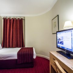 Отель Holiday Inn London - Kensington 4* Стандартный номер фото 6