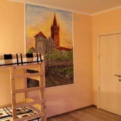 Koenig Hostel Кровать в общем номере с двухъярусной кроватью фото 7
