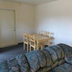 Отель Four Corners Inn 2* Стандартный номер с различными типами кроватей фото 2