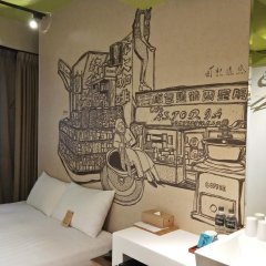 Cho Hotel 3* Улучшенный номер с различными типами кроватей