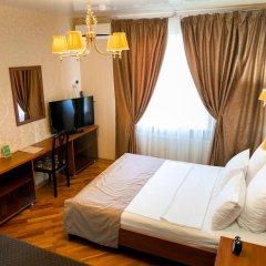 Гостиница Фидель Номер Бизнес с разными типами кроватей фото 18