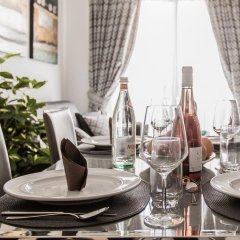 Отель Portside Lodge Марсаскала питание фото 3