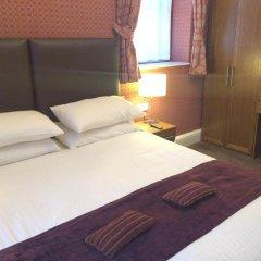 Отель Hampton Hotel Великобритания, Эдинбург - отзывы, цены и фото номеров - забронировать отель Hampton Hotel онлайн комната для гостей фото 3