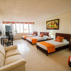 Hotel Del Llano 3* Стандартный номер с различными типами кроватей фото 2