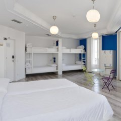 Отель Safestay Madrid Стандартный номер с различными типами кроватей