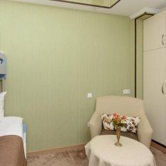 Отель King David 3* Стандартный семейный номер с двуспальной кроватью фото 19