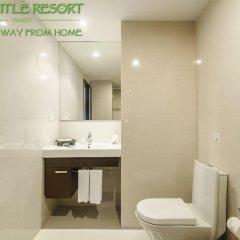 Отель The Title Phuket 4* Улучшенный номер с различными типами кроватей фото 7