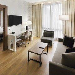 Отель NH Collection Milano President 5* Полулюкс с различными типами кроватей фото 2