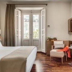 Отель NH Collection Palacio de Tepa 5* Номер Делюкс с различными типами кроватей фото 10