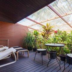 Отель Tropica Bungalow Resort 3* Люкс с различными типами кроватей фото 17