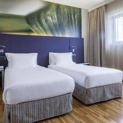 Отель NH Milano Concordia 4* Стандартный номер с различными типами кроватей фото 2