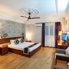 Le Le Hotel 2* Улучшенный номер с различными типами кроватей фото 2