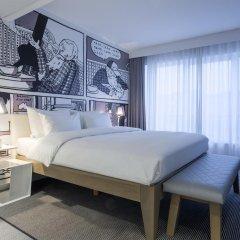 Отель Radisson Red Brussels 4* Люкс фото 4