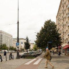 Отель PiotrApartments городской автобус