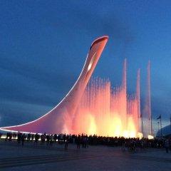 Гостиница Radisson Collection Paradise Resort and Spa Sochi спортивное сооружение