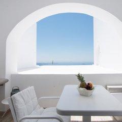 Отель Aqua Luxury Suites Люкс с различными типами кроватей фото 2