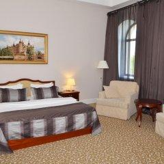 Гостиница Новомосковская 5* Студия с различными типами кроватей