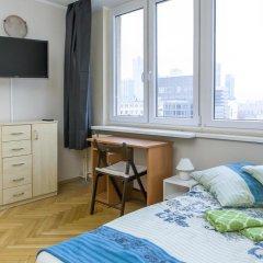 Отель Wspólna Prime Apartment Польша, Варшава - отзывы, цены и фото номеров - забронировать отель Wspólna Prime Apartment онлайн комната для гостей фото 2