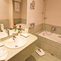 Гостиница Корстон, Москва 4* Улучшенная студия с разными типами кроватей фото 12