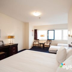 Отель XO Hotels Blue Tower 4* Стандартный номер с различными типами кроватей фото 46