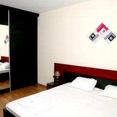 Отель Apart Hotel Medite Болгария, Сандански - отзывы, цены и фото номеров - забронировать отель Apart Hotel Medite онлайн комната для гостей фото 3