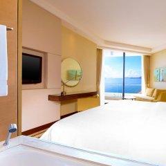 Sheraton Nha Trang Hotel & Spa 5* Номер Делюкс с различными типами кроватей фото 4