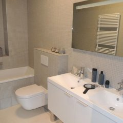 Отель Eurovillage Suites Brussels ванная фото 2