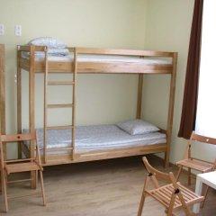 Отель Hostel4u Кровать в общем номере фото 7