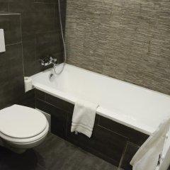 Отель Résidence Louise Бельгия, Брюссель - отзывы, цены и фото номеров - забронировать отель Résidence Louise онлайн ванная фото 2