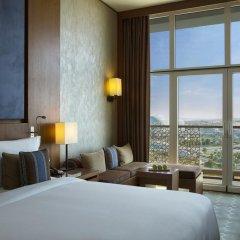 Отель Yas Island Rotana 4* Стандартный номер с различными типами кроватей фото 5