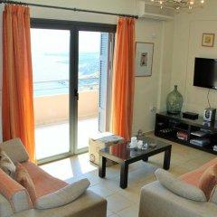 Отель Anemos Luxury Villas комната для гостей фото 3