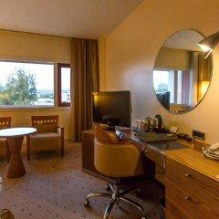 Отель Transcorp Hilton Abuja 5* Стандартный номер с 2 отдельными кроватями фото 4