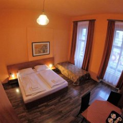 Отель Pension Madara Вена комната для гостей фото 5