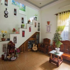 Отель Pink Buds Homestay 2* Стандартный номер с различными типами кроватей фото 7