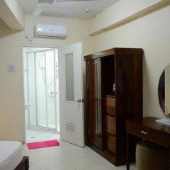 Kiwi Hotel 3* Улучшенный номер с различными типами кроватей